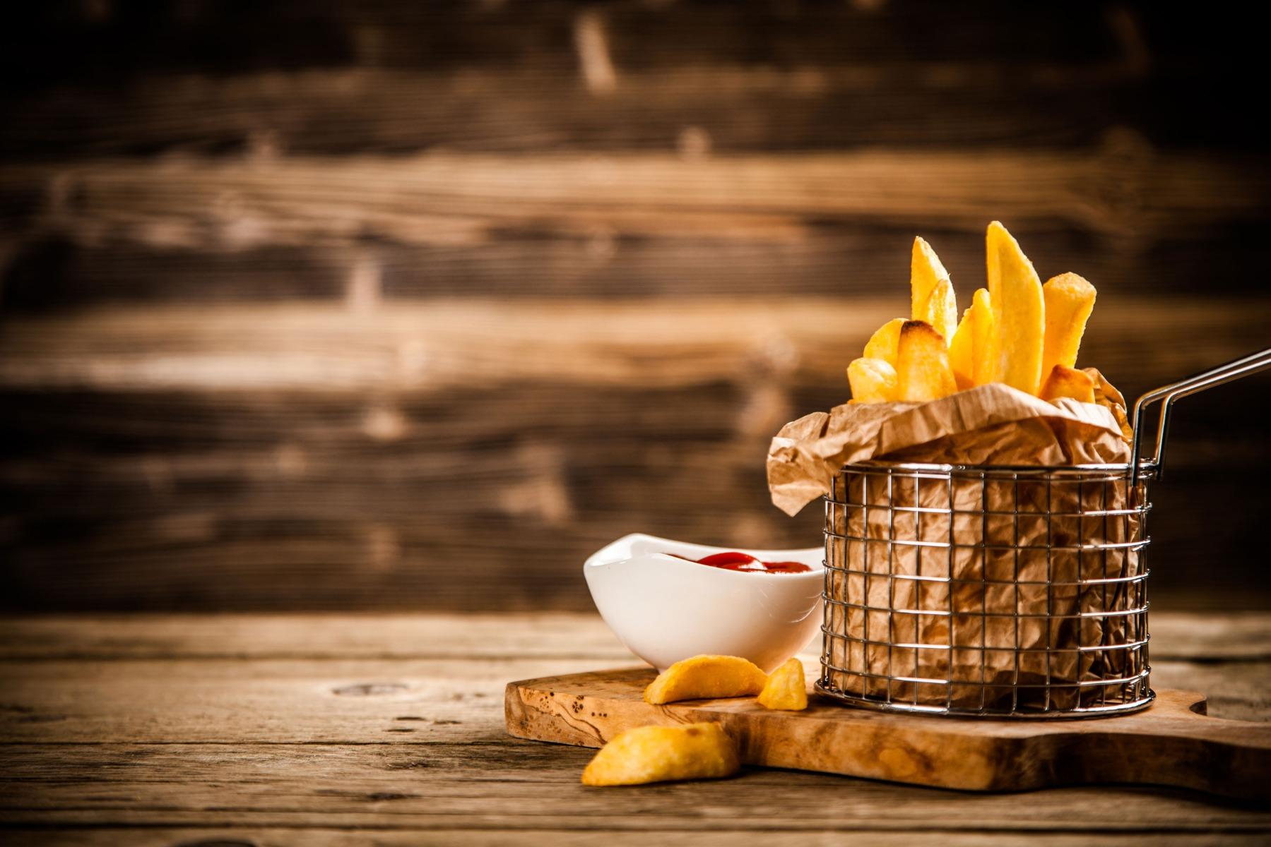 Prik en Tik - Wijnstreken - Foodpairing - Junkfood