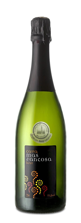 Verrassend Cava Mas D'Ancosa Brut fles 75cl | Prik&Tik GW-35