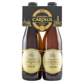 Gouden Carolus Tripel 4 x 33cl