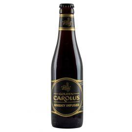 Gouden Carolus Whisky Infused fles 33cl