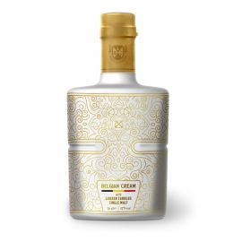 Belgian Cream met Gouden Carolus Single Malt fles 70cl