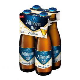 Affligem Blond 0.0% clip 4 x 30cl
