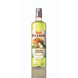 Filliers Appel-Kiwi fles 70cl