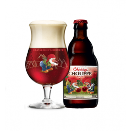 Chouffe Cherry fles 33cl