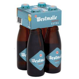Westmalle Extra 4 x 33cl