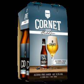 Cornet Oaked 0,0% 4 x 33cl