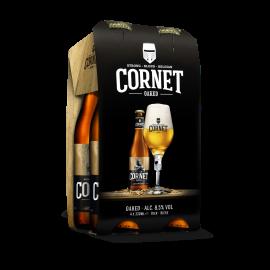 Cornet clip 4 x 33cl