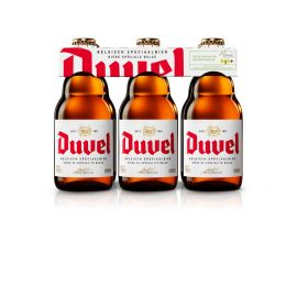 Duvel clip 6 x 33cl