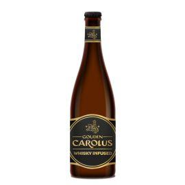 Gouden Carolus Whisky Infused fles 75cl
