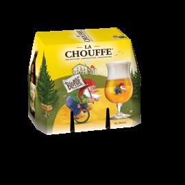La Chouffe clip 6 x 33cl