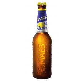 Maes Radler Citroen fles 25cl