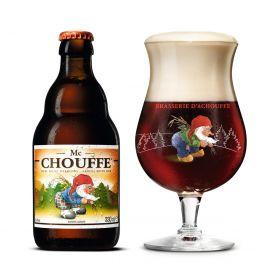 Mc Chouffe (Bruin) fles 33cl