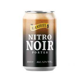 Kasteelbier Nitro Noir blik 30cl
