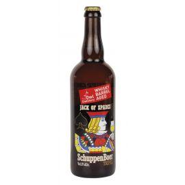 Schuppenboer Whisky Barrel Aged fles 75cl