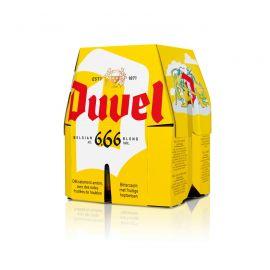 Duvel 6,66 4 x 33cl