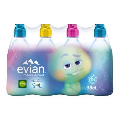 Evian Sport 12 x 33cl