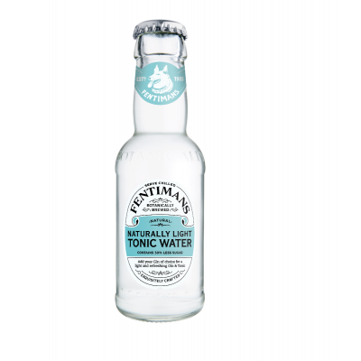 Fentimans Tonic Light fles 125ml