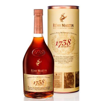 Remy Martin 1738 Accord Royal fles 70cl