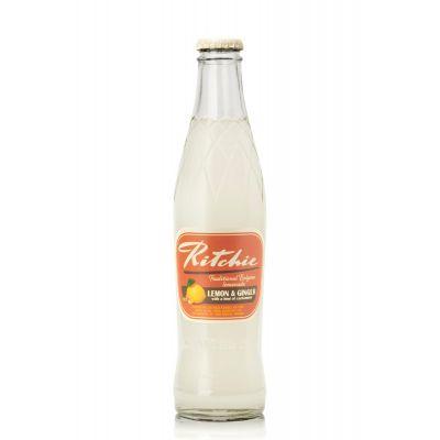 Ritchie Lemon Ginger fles 27,5cl