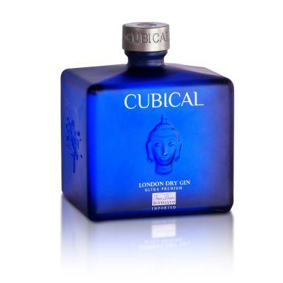 Cubical Ultra Premium Gin fles 70cl