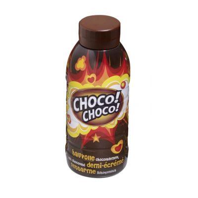 Choco Choco halfvolle chocolademelk fles 472cl