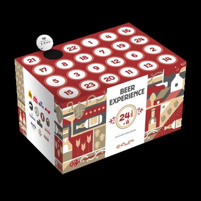 The Beer Experience - advent kalender geschenk
