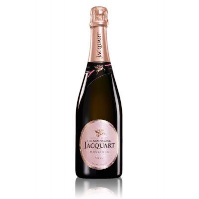 Champagne Jacquart Mosaïque Rosé fles 75cl