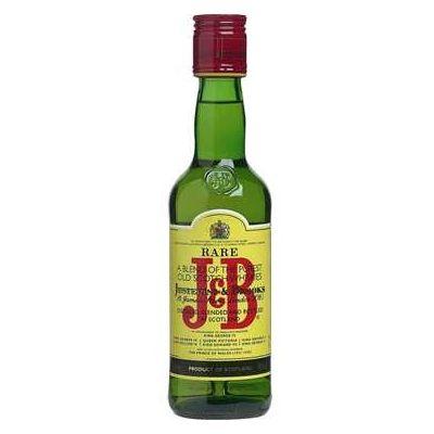 J&B Rare (Mini) fles 5cl
