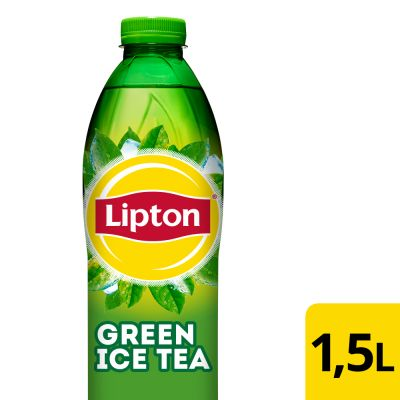 Lipton Ice Tea Green Original (Reduced sugar) pet 1,5l