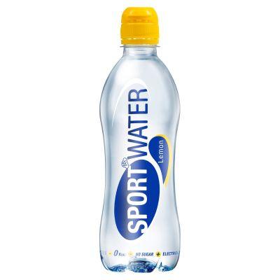AA Drink Sportwater Lemon pet 50cl