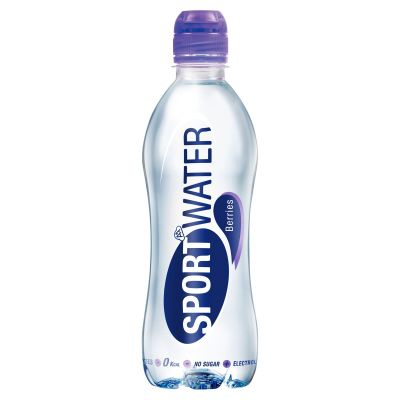 AA Drink Sportwater Berries pet 50cl
