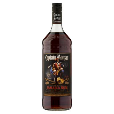 Captain Morgan Dark fles 1l
