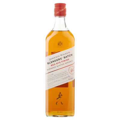 Johnnie Walker Red Rye Finish fles 70cl