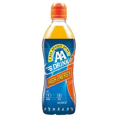 AA Orange High Energy pet 50cl