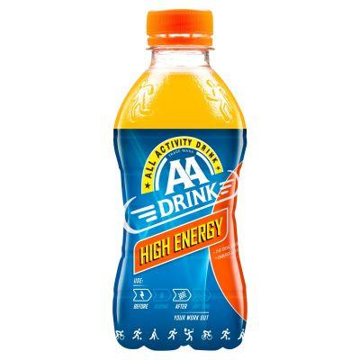 AA High Energy pet 33cl