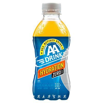AA Hydration Zero Sugar pet 33cl