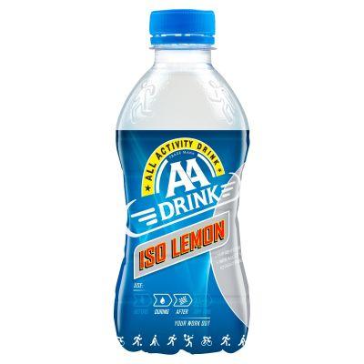 AA Iso Lemon pet 33cl