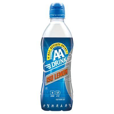 AA Iso Lemon pet 50cl