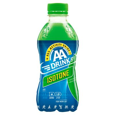AA  Isotone pet 33cl