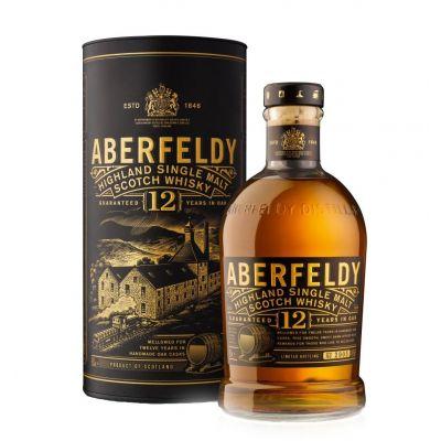 Aberfeldy 12Y fles 70cl