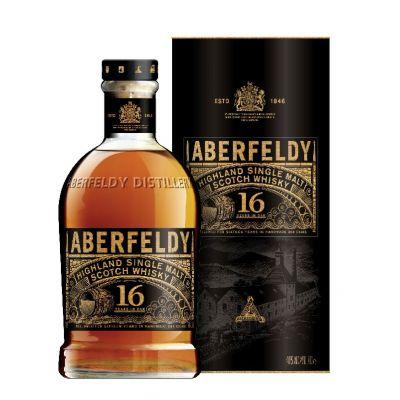 Aberfeldy 16Y fles 70cl