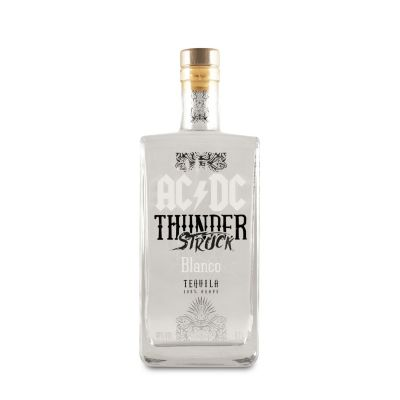 AC/DC Thunder Struck Tequila Blanco fles 70cl