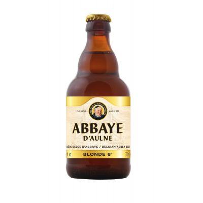 Abbaye D'Aulne Blond fles 33cl