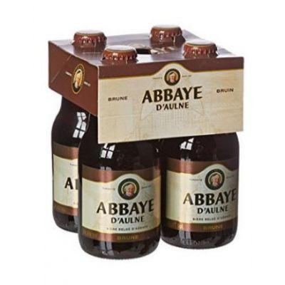 Abbaye D'Aulne Bruin clip 4 x 33cl