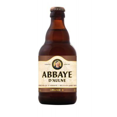 Abbaye D'Aulne Bruin fles 33cl