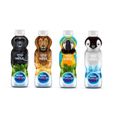 Nestlé Pure Life Waterbuddies pet 33cl
