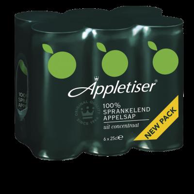 Appletiser 6 x 25cl