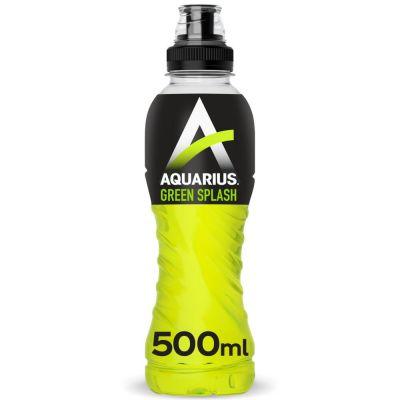 Aquarius Green Splash pet 50cl