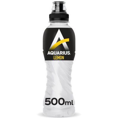 Aquarius Lemon pet 50cl