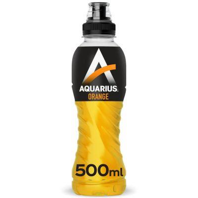 Aquarius Orange pet 50cl